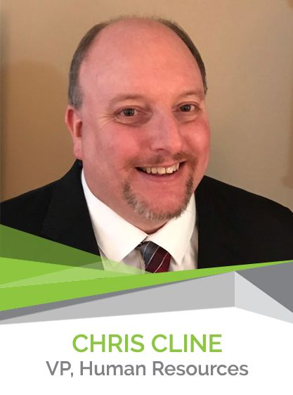 Chris Cline, Vice President of Human Relations