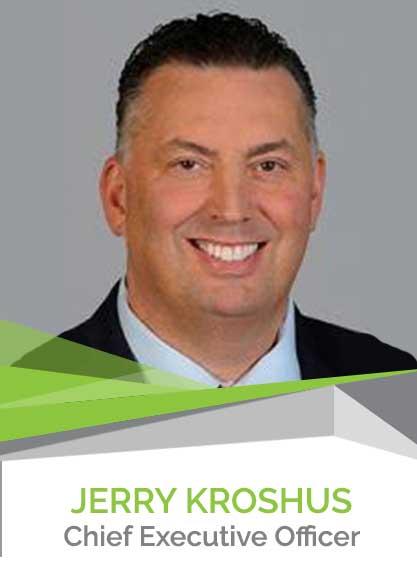 Jerry Kroshus, CEO