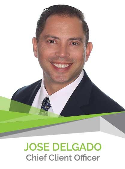 Jose Delgado, CCO