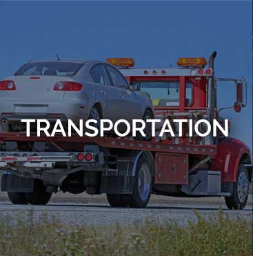 Location Services Vehicle Transportation Tow Truck