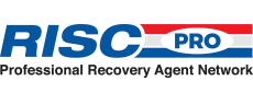 Partner logo: RISC Pro, Professional Recovery Agent Network