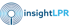 Location Services partner logo: insightLPR